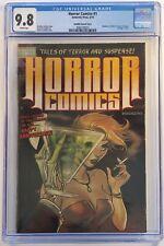 Horror Comics #1 CGC 9.8 - Andolfo Variant -  300 printed! Chamber of Chills 19