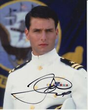 Signed photograph of actor - Tom Cruise