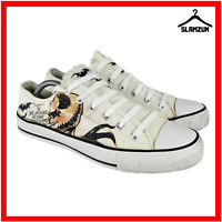 Disney Store Nightmare Before Christmas Canvas Trainers Mens UK 9  Sneakers