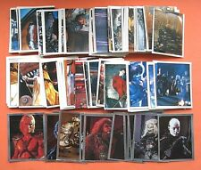 More details for very scarce - panini -masters of the universe- complete set of original stickers