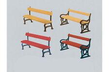 FALLER Park Benches (12) Model Kit III HO Gauge 180443