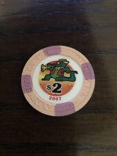 New listing $2 Orleans Casino Chip Las Vegas Nevada