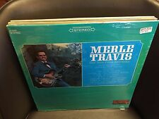 Merle Travis Our Man from Kentucky vinyl LP Hilltop Stereo SEALED