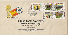 Ethiopia: 1982: Football World Cup;  FDC