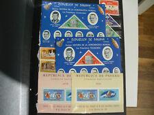 PANAMA Überdruckmarken u. Blocks, mnh/postfrisch, SPACE