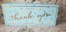 Sugarfina Thank You 3 Piece Candy Bento Box