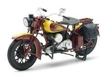 Indian Sport Scout 1934 NewRay Motorrad MODELL 1 12