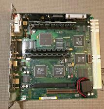 OEM Apple Power Mac MotherBoard w/ RAM & Modem Board. P/N 820-0685-B Working!