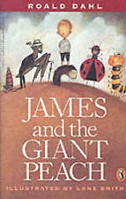 James and the Giant Peach by Roald Dahl (Paperback, 2002)