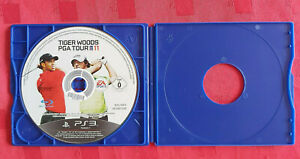 GOLF TIGER WOODS PGA TOUR 11 PLAY STATION 3 PS3 VIDEO GAME DISC