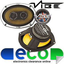Vibe 1050 Watts a Pair BA 69 Blackair 6x9 inch Car Stereo Rear Parcel Speakers