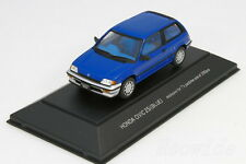 SAPI MODEL  1/43 Honda Civic 25i Blue 1983 200pcs Limited Rare