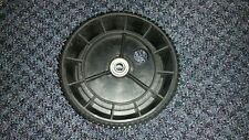 Genuine Rover Mower Black Rear Wheel 200 mm A10624, 63404751