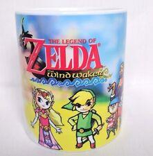 The Legend Of Zelda The Wind Waker Nintendo Wii Game - Coffee MUG CUP - Gaming