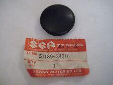 SUZUKI GS700E 1985/ GS650 1983 FRONT FORK CAP NOS!