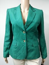 NEW - Tahari - Size 8 - Jacket Two-Button Blazer - Green - FAST to AUS - $129