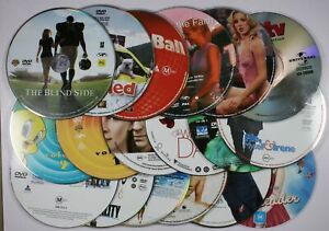 Cheap DVD Movies! Disc Only - Choose your own. Price Includes Postage!