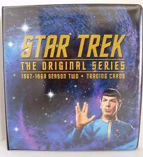 Star Trek The Original Series TOS 1967-1968  Season Two Trading Cards. Skybox