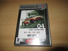 COLIN MCRAE RALLY 04 (PS2) version PAL NOUVEAU scellé