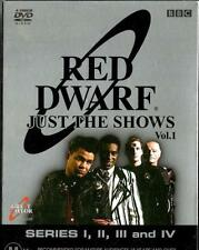 RED TV Shows Comedy DVDs & Blu-ray Discs