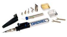 DREMEL VERSATIP 2000-6 Multifunctional Butane Soldering Melting Welding Iron Kit