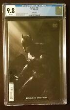 Batman (2016) #68 CGC 9.8 Variant Cover by Francesco Mattina