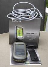 Garmin Approach G5 Táctil Golf GPS Resistente Al Agua Mapas Distancia Yardaje