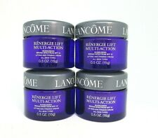 Lot/4 Lancome Renergie Lift Multi Action Spf 15 ~ 0.5 oz x 4 ~