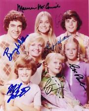 REPRINT - BRADY BUNCH Cast Autographed Signed 8 x 10 Photo RP