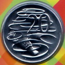 1994 Twenty Cent Coin - Uncirculated - Taken from Mint Set