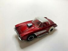 Vintage 1970'S Slot Cars Sharp Old Style Corvette Drag Racer Tyco Pro Slot Car