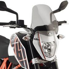 CUPOLINO [GIVI] - KTM DUKE 690 (2012-2013-2014-2015-2016-2017) - COD.245A+A7702A
