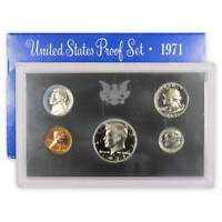 1971-S U.S. Mint Proof Set