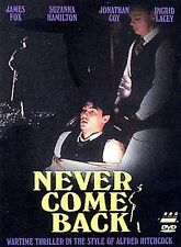 Never Come Back - Collection Set (DVD, 2000) Rare BBC Gold Video