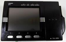 Omron Smart Sensor Amp Unit ZFX-C15 (Built-in LCD Monitor)