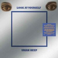 Uriah Heep - Look at Yourself - New 180 Vinyl LP - Mirrorboard Sleeve -RSD 2018