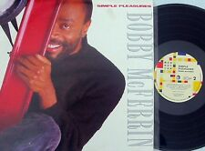 Bobby McFerrin ORIG OZ LP Simple pleaseures NM '88 Vocal Jazz Bop