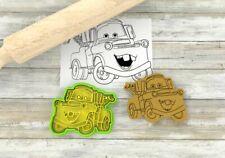 Cricchetto Cars formina biscotti formine per biscotti cookie cutters tagliapasta