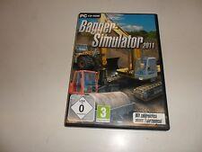 PC  Bagger Simulator 2011