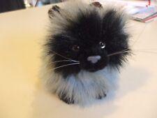 "5"" x 8"" Grey and black Himalayan cat Mary Meyers ""Furball"""