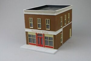LIONEL 6-34124 ANASTASIA'S BAKERY SHOP 2-STORY TRAIN BUILDING ACCESSORY O GAUGE