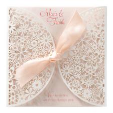 Einladungskarten Hochzeit Einladung Umschlag Hochzeitseinladung 15.4 cm 726072