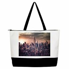 New York City Handbag Purse Tote Shopper Shoulder Bag