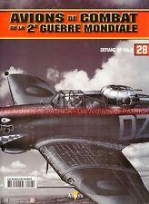 AVIONS DE COMBAT 28 WW2 DEFIANT NF MK2 MK 2 ; Frédérick J. BARKER ; WW 2