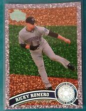 2011 TOPPS DIAMOND ANNIVERSARY RICKY ROMERO #148 TORONTO BLUE JAYS