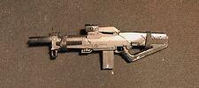 1/6 Scale Sideshow Punisher Machine Gun Rifle Complete Gun