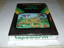 TAPE WORM by SPECTRVISION  Atari for Atari 2600 closed NEW old stock
