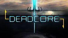 Deadcore PC de Steam código clave nueva descarga juego rápido región libre