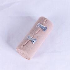 1 X Elastic Bandage Medical First Aid Wound Breathe Dressing Fixed Multi Size FR