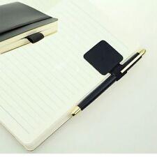 3PCSelf-adhesive Leather Pen Holder With Elastic Loop Notebooks Jour Huge Saving